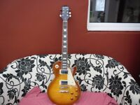 Epiphone Les Paul Standard Plus Pro Flame Top Honey Burst