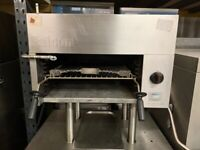 GAS FALCON SALAMANDER GRILL CATERING COMMERCIAL KITCHEN FAST FOOD RESTAURANT SHOP