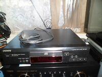 Sony CD Player X3