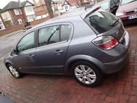 2007 (56) Vauxhall Astra 1.6 Design, MOT, Cam-Belt changed, Service History ** Half Leathers **