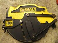 Dewalt Radial Arm Saw
