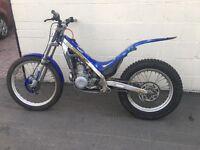 Sherco 250cc trials bike excellent condition