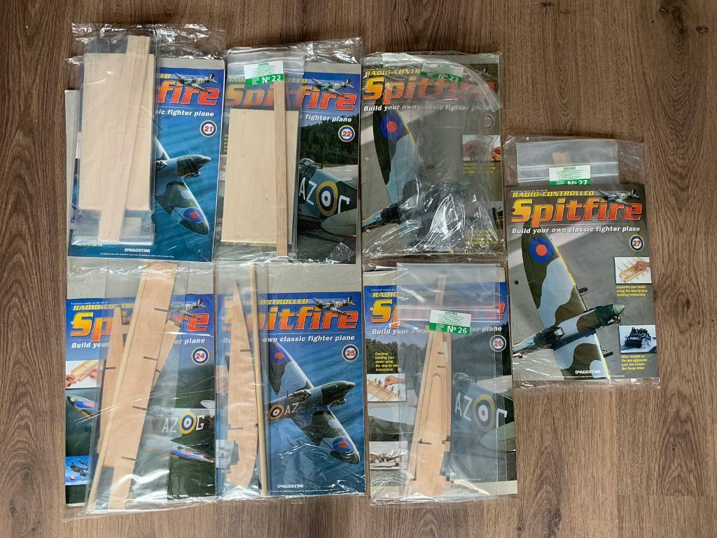Build your own spitfire | in Kirkby-in-Ashfield