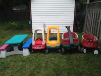 Outdoor toys Little Tikes