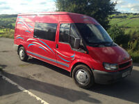 Transit Camper Van