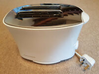 Morphy Richards Toaster White