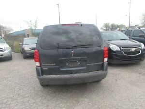 2008 Pontiac Montana SV6 FWD  * LEATHER/CLOTH London Ontario image 6