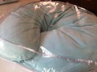 2 Feeding Pillows /set of bottle liner