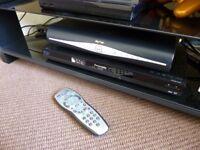 Sky+HD Digibox Built in WiFi . inc. Remote Control.