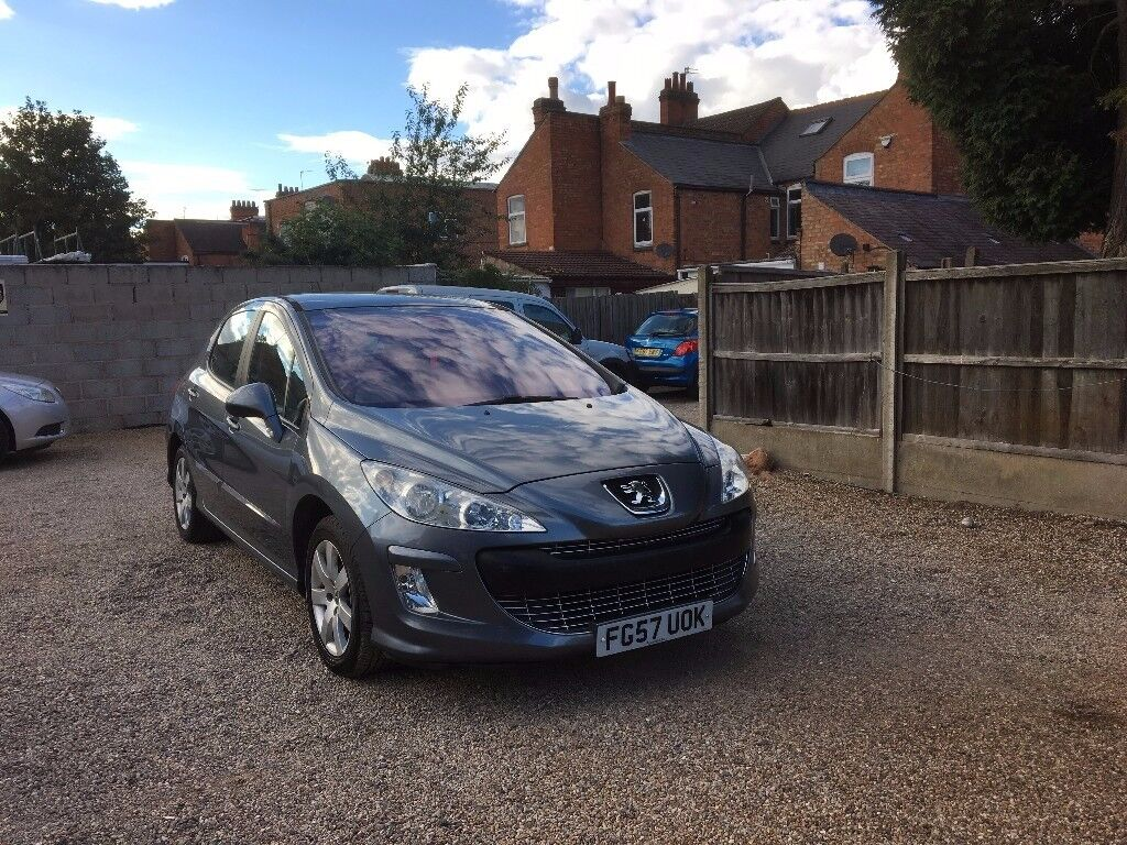 PEUGEOT 308 1.6 HDI 110 SE, FULLY SERVICED, DRIVES VERY WELL, FIRST TO SEE WILL BUY IT