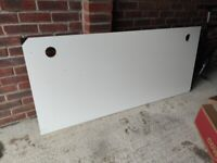 FREE White Board Desktop Table