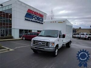 2016 Ford E-450 16 Ft Cube Van Rear Wheel Drive - 19,366 KMs