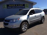 2010 Chevrolet Traverse LS   8 PASS   FINANCING AVAILABLE  