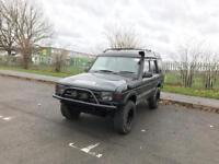 Landrover discovery 1997 Winter Ready may px