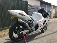 Gsxr k1 near mint condition
