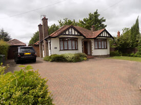 Well Presented Spacious 3/4 Bedroom Bungalow Close to M1 Motorway, Hospital, Schools, Train Station