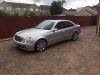 Mercedes e280 cdi sport 7 speed tiptronic auto 260 bhp stage 1 remap excellent condition