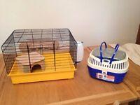 Hamster, Rat - Cages & Transporter (Ferplast)