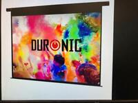 Duronic 60inch Projector Screen