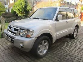 Mitsubishi Shogun 3.5 GDI - New Shape - Low Miles - 7 Seats - 4x4
