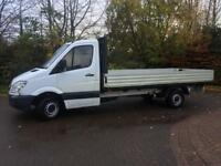 Mercedes Benz sprinter 311 cdi 6 speed lwb drop side pick up truck