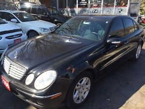 2006 Mercedes E 350 4 MATIC-CERTIFIED--EASY FINANCING