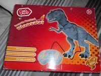 Roaring & Walking T-Rex