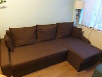 L shaped sofa for Sale | Sofas & Futons | Gumtree