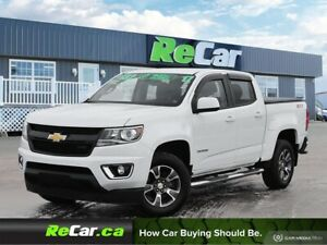 2017 Chevrolet Colorado Z71 CREW | 4X4 | HEATED SEATS | BACK...