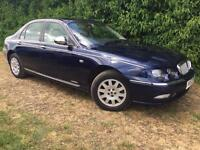 DIESEL - ROVER 75 - 1 YEARS MOT - BMW CDTI ENGINE - LEATHER -