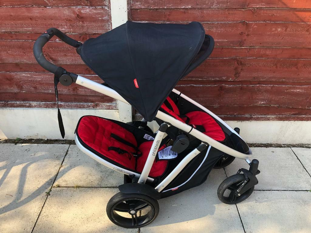 Phil And Teds Verve Double Buggy In Pendlebury Manchester Gumtree