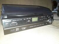 Record Player Steepletone model ST929R