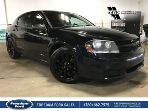 2013 Dodge Avenger Air Conditioning, Auxiliary Audio Input