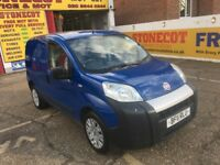 2011 FIAT FIORINO 1.3 DIESEL BLUE 1 COMPANY OWNER 81 000 MILES HPI CLEAR