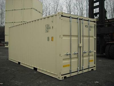 20 New Shipping Container Cargo Container Storage Container In Tacoma Wa