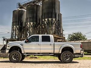2008 Ford F-350 Lariat Tuned Lifted Langley Location!