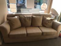 IKEA Large 3 Seater Sofa