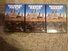 DVDS..