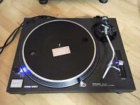 Technics SL 1210 MK2 & Ortofon Cartridge - TO GO NOW!