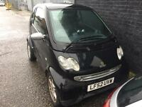 smart 2002 very low mileage