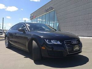 2014 Audi A7 3.0 8sp Tiptronic Progressiv /Audi Certified