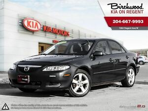 2004 Mazda MAZDA6 GS *MONTH END MARKDOWN PRICING ON NOW!*