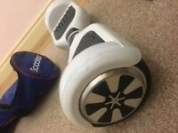 iScooter Balance Board complete with Charger and Carry Case