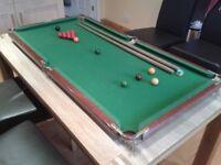Table Snooker/billiards Board