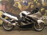 HONDA MOTOR BIKE NEW MOT