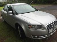 Audi A4 sline automatic silver exceptional drive full service mot