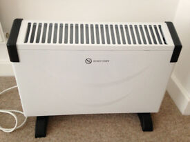 Argos 2kW Convector Heater (Collection only)