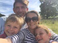 Au Pair for lovely family near Banbury