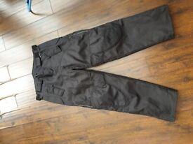 "Men's motorcycle trousers 36"""