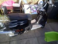 125 valencia scooter for sale 550